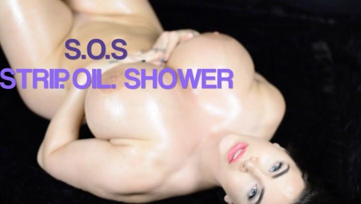 [HD] korina kova sos strip oil shower - Korina Kova - ManyVids | Wet Look, Lotion/oil Fetish, Striptease - 379 MB