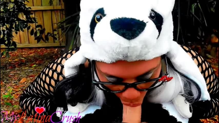 [HD] mylatinacrush mylatinacrush mypandacrush sneak peek - MyLatinaCrush - ManyVids | Public Blowjob...