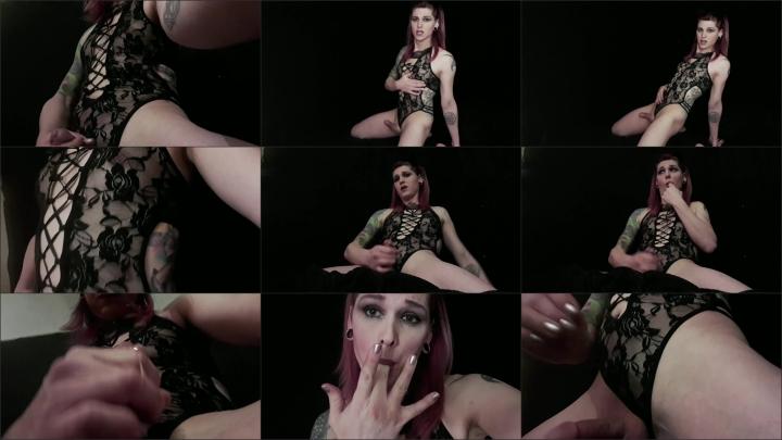 "[HD Video] ""Kira Kandella"" kira kandella tgirl dirty talks and eats own cum / (ManyVids)   Cum In Mo..."