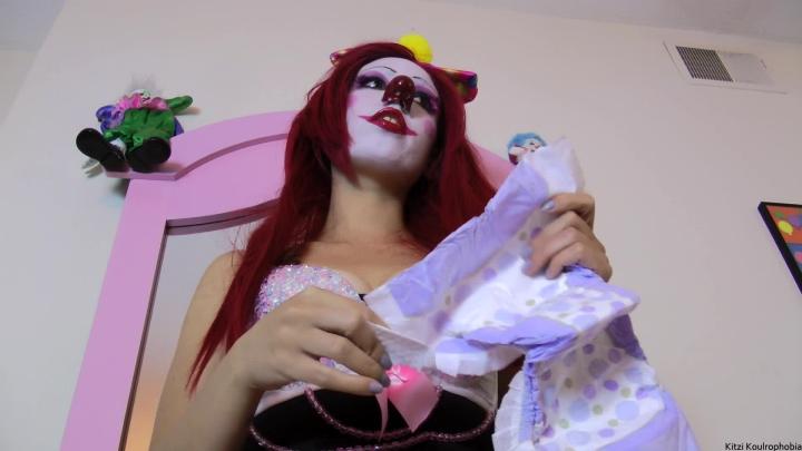 [Full HD Porn] kitzi klown momma clown diaper degradation - Kitzi Klown - ManyVids Porn | Humiliatio...