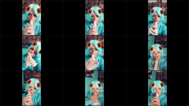 "[HD Video] ""leadsthefallen"" leadsthefallen anime sucks dildo / (ManyVids) | Femdom Pov, Costume, Ani..."
