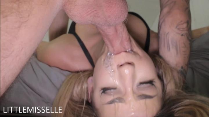 [Full HD Porn] littlemisselle sloppy face fuck with facial cumshot - LittleMissElle - ManyVids Porn ...