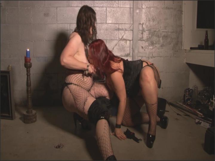 [Full HD Porn] mollysilver devils gateway lesbian strap on play - MollySilver - ManyVids Porn | Size...