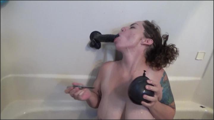 [Full HD] nikki sequoia balloons in the bathtub - Nikki Sequoia - ManyVids | Size - 1,4 GB