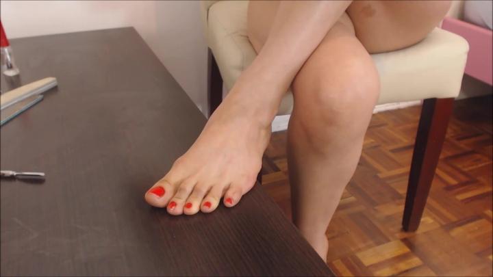 [Full HD] sissi viter pedicure - Sissi Viter - ManyVids | Toenail Polish, Feet, Toe Fetish - 1,2 GB