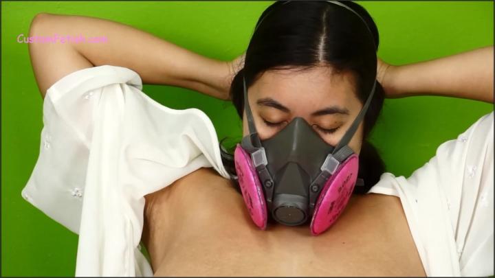 [Full HD Porn] ambers respirator vibrator masturbation - Custom Fetish - ManyVids Porn | Size - 195,...