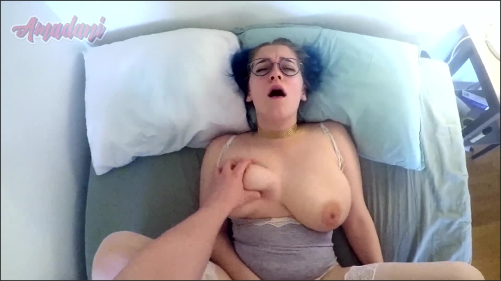 [Full HD] busty babe showing off her huge tits while getting fucked - Amadani - manyvids | Size - 49...