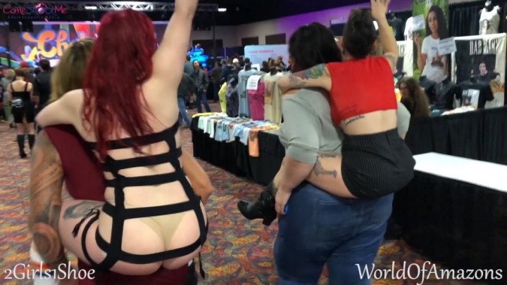 [Full HD] camille campbell public piggybacks at exxxotica 1080p hd - Camille Campbell - ManyVids | L...