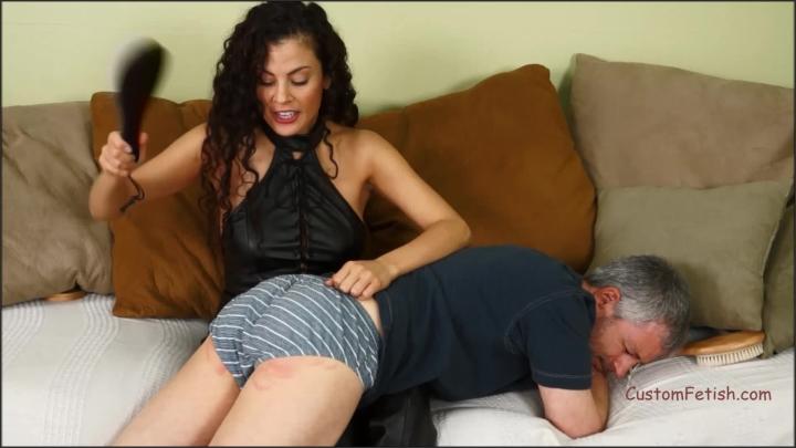 [Full HD] custom fetish alejandras spanks her date - Custom Fetish - ManyVids | Size - 304,4 MB