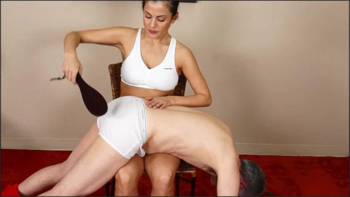 [Full HD] custom fetish alejandras spanks her personal trainer - Custom Fetish - ManyVids | Size - 287,7 MB