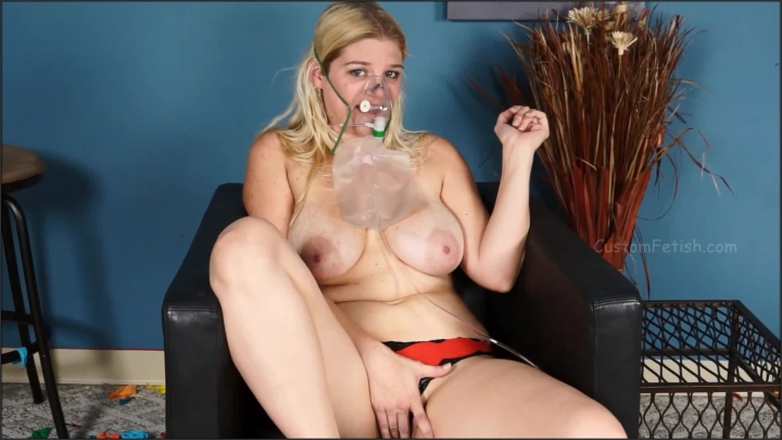 [Full HD] custom fetish prudences breathing mask masturbation - Custom Fetish - ManyVids | Size - 197 MB