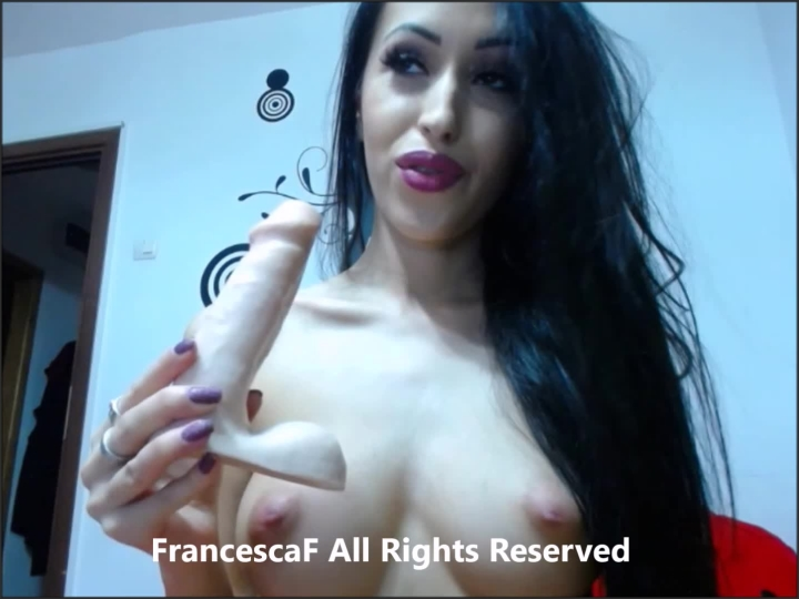 [Full HD] franf blowjob ride toy - Franf  - manyvids | Size - 722,4 MB
