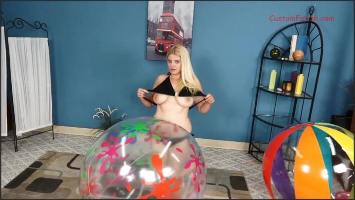 [HD Porn] prudence beach ball and masturbation - Custom Fetish - ManyVids Porn | Size - 142,7 MB