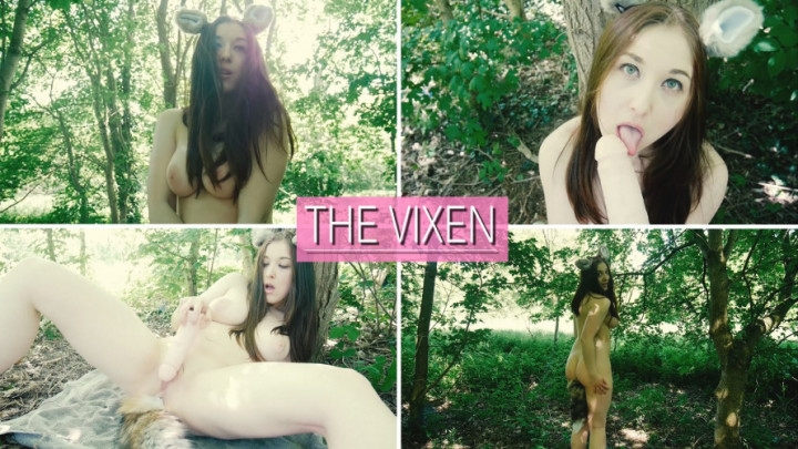 "[Full HD Video] ""Trish Collins"" trish collins fox rp the vixen / (ManyVids) 