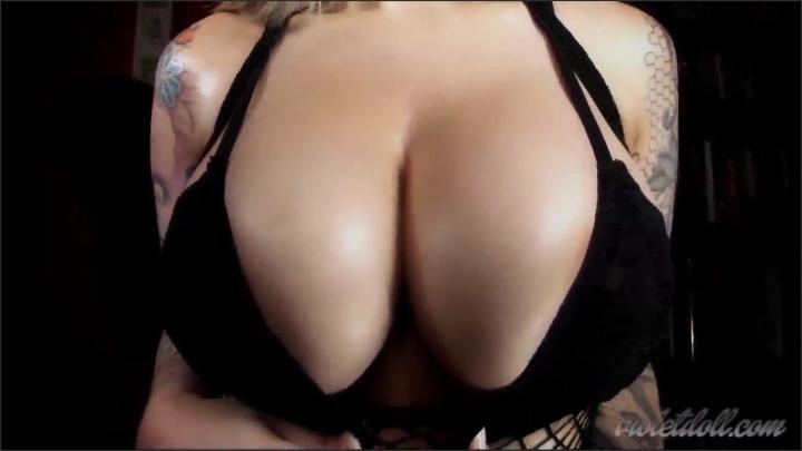 [Full HD] violet doll addictive curves joi - violet doll - Fetish | Size - 232,4 MB