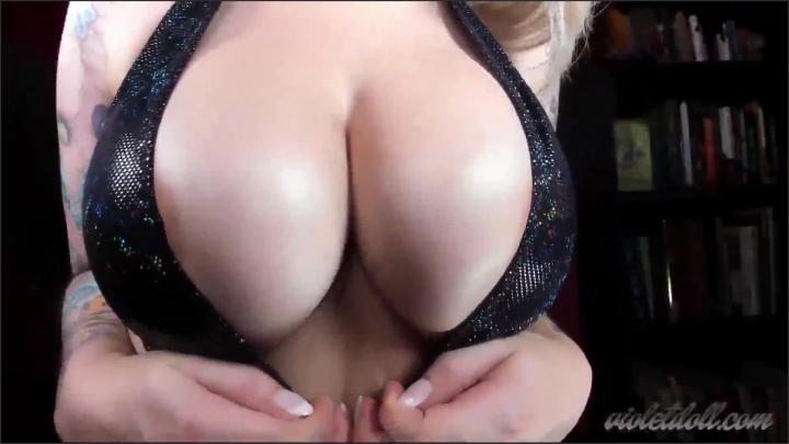 [Full HD] violet doll big tits dominate - violet doll - Fetish | Size - 202,8 MB