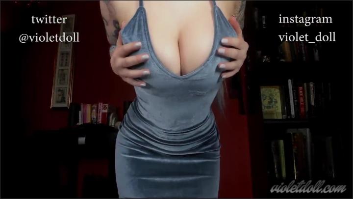 [Full HD] violet doll simple slave task 10 - violet doll - Fetish | Size - 81,7 MB