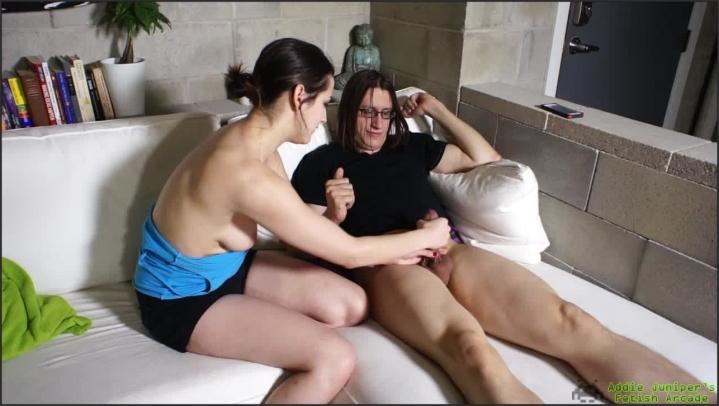[HD] 025 addie juniper handjob practice on her brother hd - AddieJuniper - clips4sale | Size - 263,7 MB