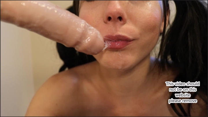 [Full HD] casssie deepthroat with spit - casssie - ManyVids | Size - 1,7 GB