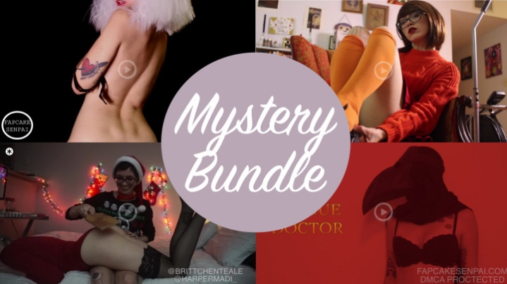 "[Full HD Video] ""Fapcake Senpai"" fapcake senpai mystery video bundle 10 videos / (ManyVids) 