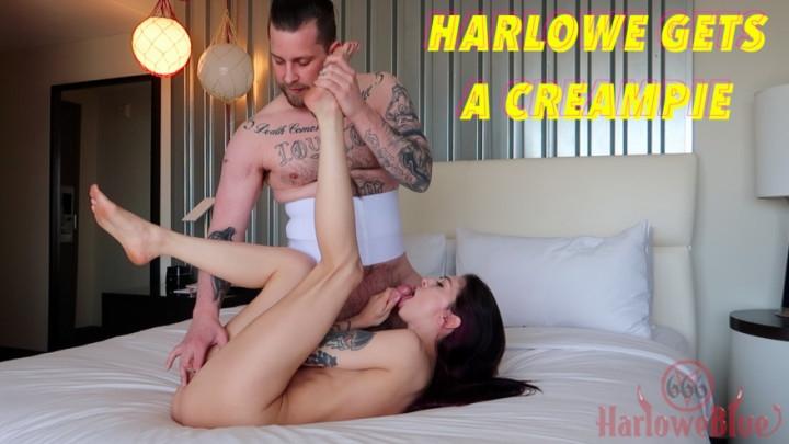 "[Full HD Video] ""HarloweBlue"" harloweblue harlowe gets a creampie / (ManyVids) | Big Tits, Creampie - 4 GB"