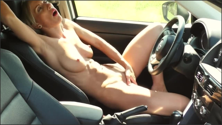 [HD] miss elen masturbation in the car hd - Elen Hot - Amateur | Size - 50,2 MB