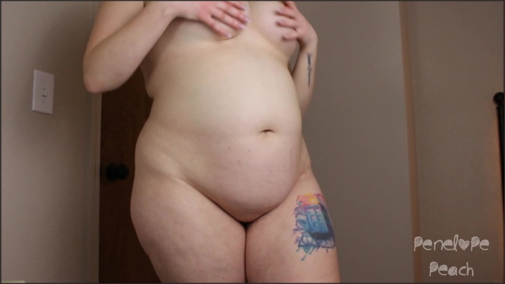 [Full HD] penelope peach lotioning my 6 month pregnant belly - Penelope Peach - manyvids | Size - 398,7 MB