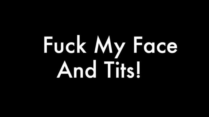 [HD] samanthasays fuck my face and tits - SamanthaSays - ManyVids   Cumshots, Blowjob - 375,1 MB