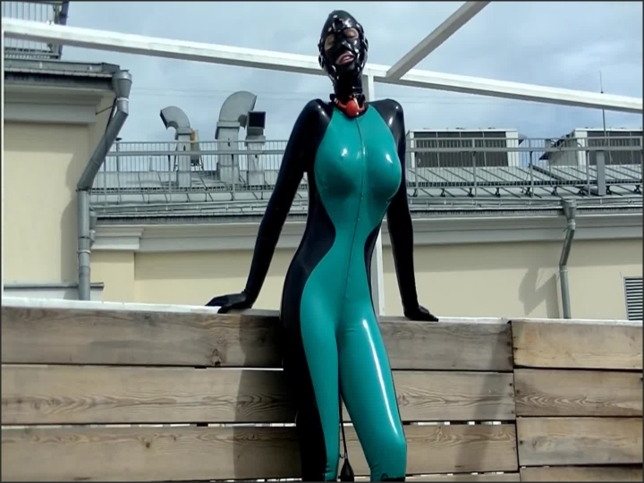 [Full HD] xozt cat on the roof - Amateur - clips4sale | Size - 882,1 MB
