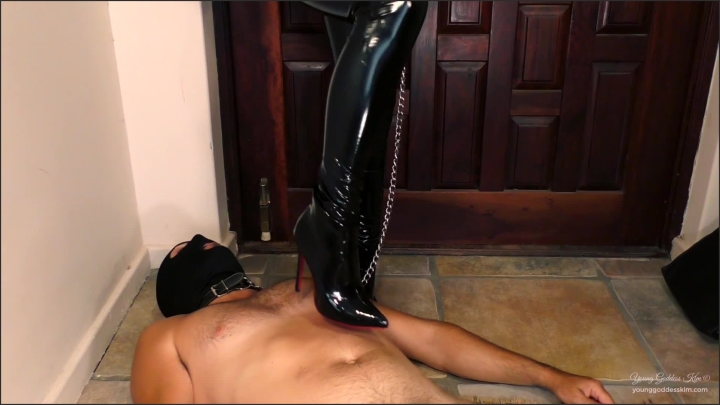 [Full HD] young goddess kim doormat in chastity - Young Goddess Kim - Clips4Sale | Size - 457,4 MB