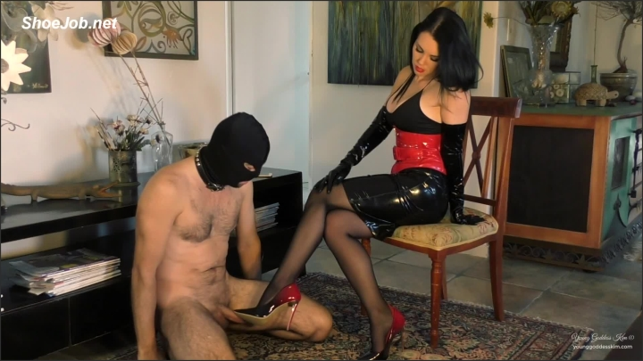 [Full HD] young goddess kim edged for amusement shoejob.net  - Young Goddess Kim - Clips4Sale | Size - 833 MB