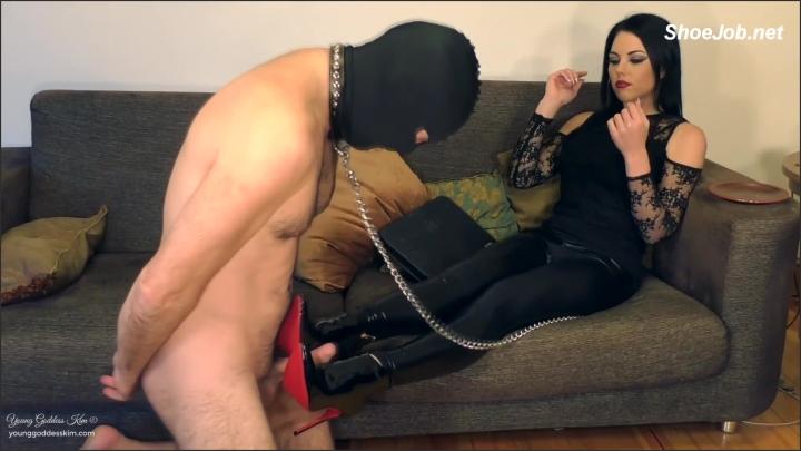 [Full HD] young goddess kim the boot job shoejob.net  - Young Goddess Kim - Clips4Sale | Size - 1 GB