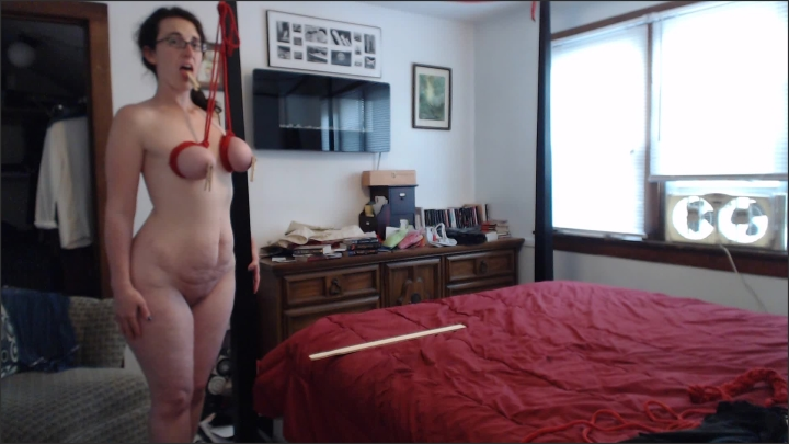 [Full HD] abigailgrey bondage show Size - 918,5 MB
