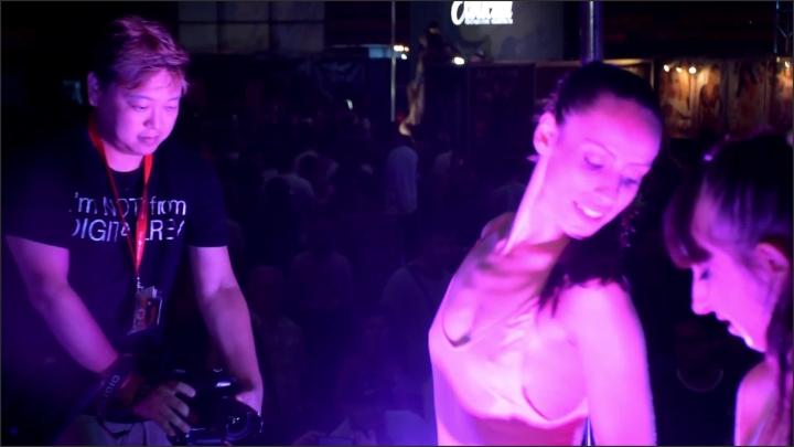 [Full HD] aixmen paris dancing sex at salon erotico de barcelo - aixmen paris - manyvids | Size - 94,3 MB