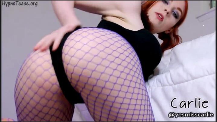 [HD] carlie joi be my jerk junkie - Carlie - iwantclips | Femdom Pov, Fishnets, Joi - 511 MB