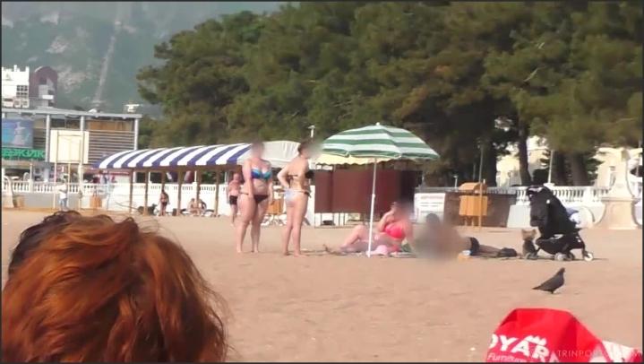 [HD] city beach ii - KatrinPorto - manyvids   Size - 330,7 MB