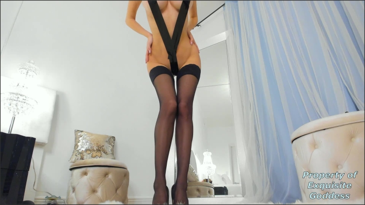 [Full HD] exquisite goddess serve me - Exquisite Goddess - iwantclips | Sensual Domination, Erotic Tease - 515,1 MB