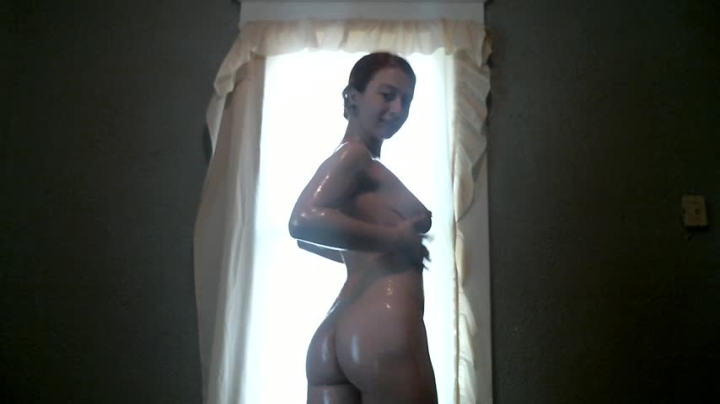 [Full HD] hannibalrose tushy talk oiled tushy boobies - HannibalRose - iwantclips | White Booty, Big Boobs, Lotion/oil Fetish - 1,9 GB