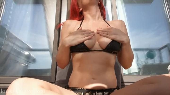 [Full HD] kinkykatlive summers day finger fuck - Kinkykatlive - ManyVids | Outdoors, Fingering, Bikini - 634,3 MB