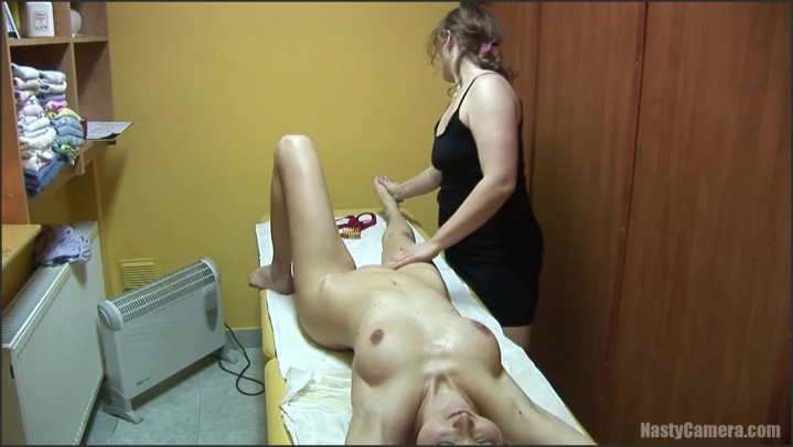 [HD] nasty camera birthday massage hd - Nasty Camera - iwantclips | Lesbian, Massage, Sensual Massage - 844,8 MB