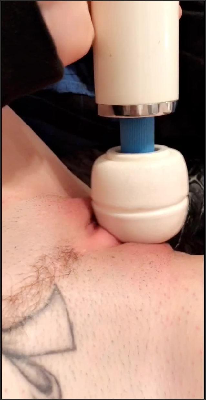 [SD] snowxwhite super quick up close cum with bbc dildo - snowxwhite - iwantclips | Size - 67,6 MB