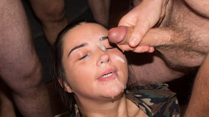 [Full HD] bukkakecentral bukkake party featuring pixiee little - BukkakeCentral - Amateur | Group Sex, Facials - 566,1 MB