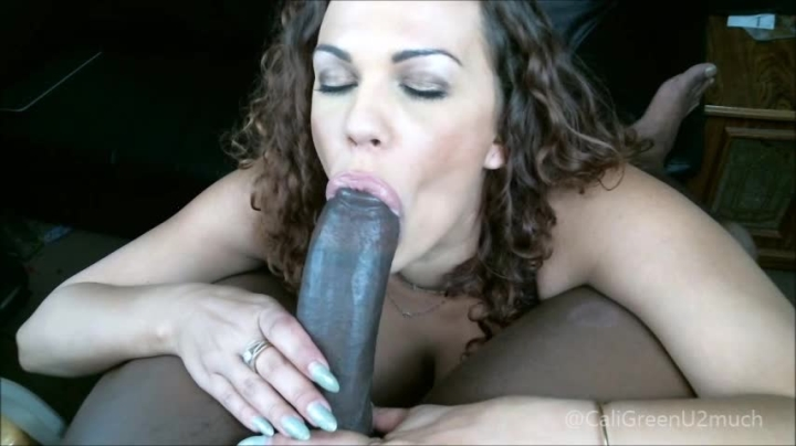1 $ Tariff [SD] cali green bbc worship - Cali Green - ManyVids | Big Boobs, Big Dicks - 702,1 MB