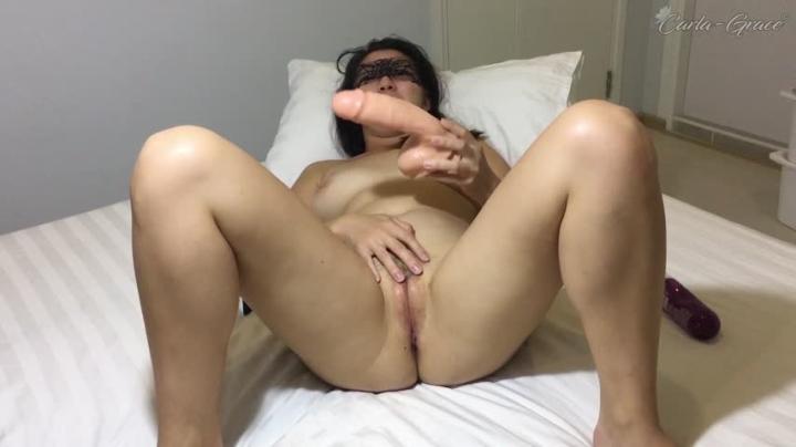 1 $ Tariff [Full HD] carlagrace huge dildo in my ass attempt - CarlaGrace - Amateur   Anal Play, Anal Masturbation - 1,1 GB