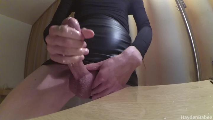 [Full HD] hayden pavlov hayden must release her balls twice - Hayden Pavlov - Amateur | Wet Look, Cumshots - 865 MB