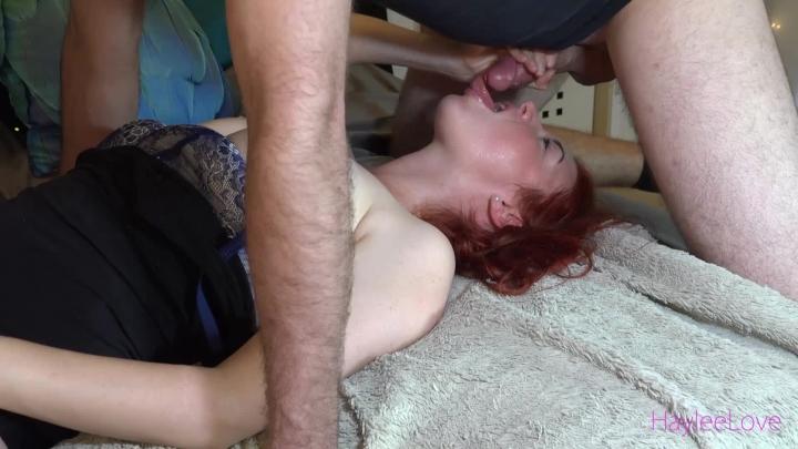 [Full HD] hayleelove cum balls deep down throat - HayleeLove - ManyVids   Deepthroat, Cum In Mouth, Throat Fucking - 2,6 GB