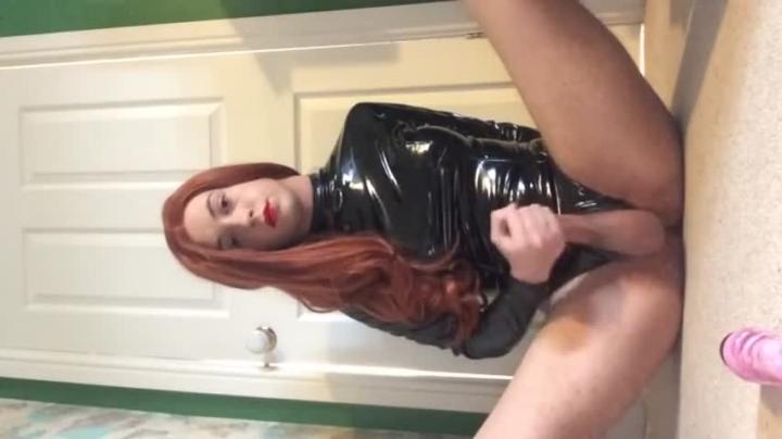 [LQ] kaileyaustin redhead sissy in pvc solo - KaileyAustin - Amateur| Sissy Sluts, Solo Masturbation, Redhead - 21,8 MB