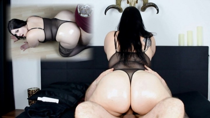 [Full HD] minademonic fuck my big oily booty - MinaDemonic - Amateur   Big Ass, Riding, Pawg - 333,3 MB