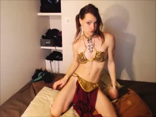 [SD] nala sins nala in princess leias cosplay - Nala Sins - Amateur | Erotic Dancers, Trans - 1,1 GB