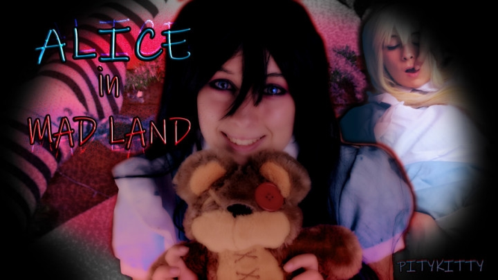 [Full HD] pitykitty alice in mad land - pitykitty - ManyVids | Cosplay, Bondage, Bad Dragon - 4,1 GB